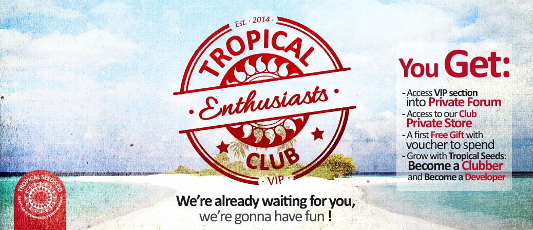 TROPICAL ENTHUSIASTS CLUB