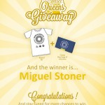 King Congo V4 + Tropical Tee winner is…