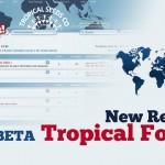 New Release Tropical Forum v.BETA